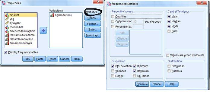 dijital pazarlamada betimsel analiz türleri