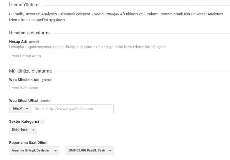 Google analytics nasıl kullanılır